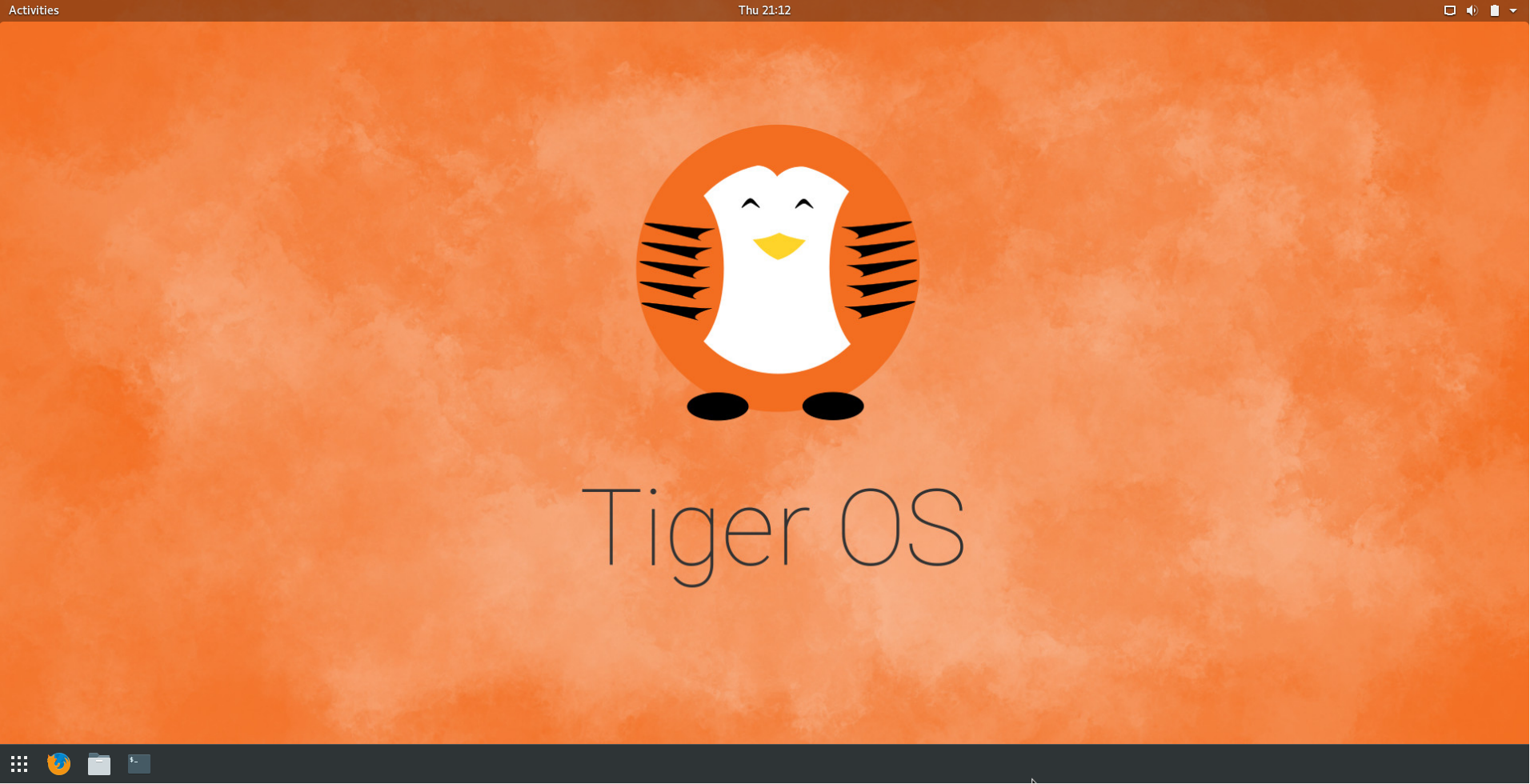 image of TigerOS